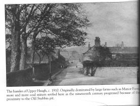 Hamlet - Upper Haugh 1910