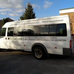 social minibus