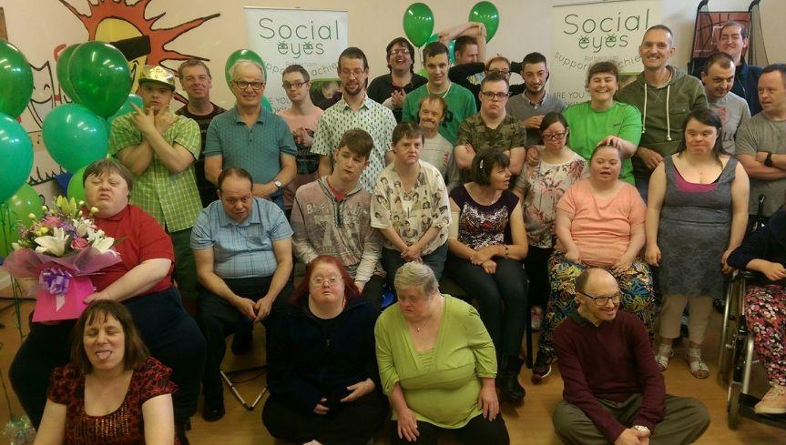 Social Eyes gang