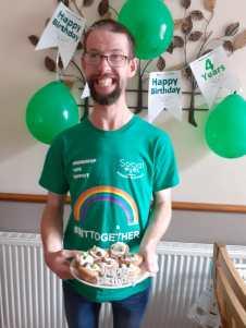 Richard & cakes