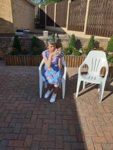 WhatsApp Image 2020-08-02 Rachel in garden